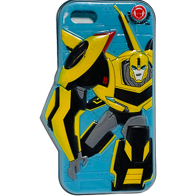 £6.12 • Buy Transformers Bumblebee Cell Phone Rubber Case For IPhone 5/5s