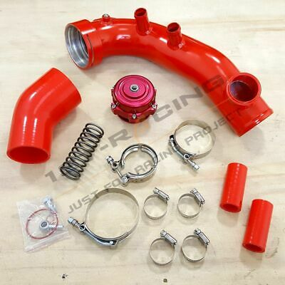 $ CDN162.98 • Buy INTAKE CHARGE PIPE+50MM BLOW OFF VALVE Q50 BMW N54 E88 E90 E92 135i 335i/is/xi