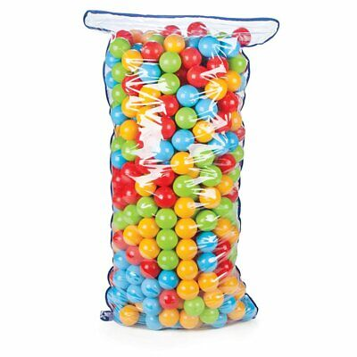 £59.95 • Buy 500 Brand New Soft Play Balls Plastic Ball Pit Pool Quality Commercial Grade 7cm