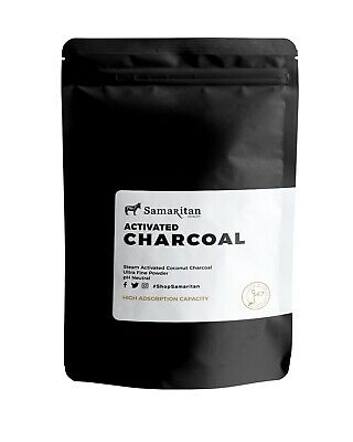 AU5.75 • Buy Activated Charcoal Teeth Whitening, 100% Coconut, Medicinal Grade