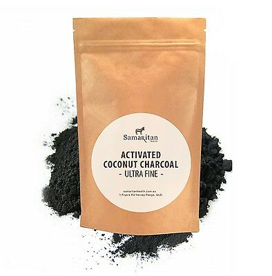 AU6.85 • Buy New Samaritan Health Teeth Whitening Activated Charcoal Powder Organic