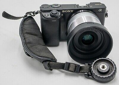 $ CDN526.11 • Buy Sony Alpha A6000 24.3MP Mirrorless Camera With Sigma 19mm F/2.8 Lens