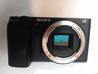 $ CDN462.58 • Buy Sony Alpha A6300 Camera Body+ 3 Batteries With Charger