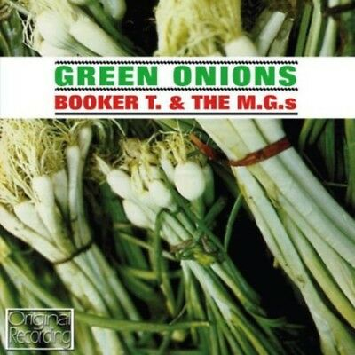 Booker T. & The M.G.s Green Onions CD NEW  • 5.99£