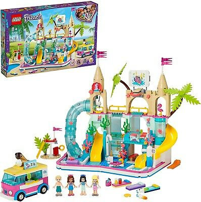 AU120 • Buy LEGO® 41430 Friends Summer Fun Water Park Brand New And Sealed