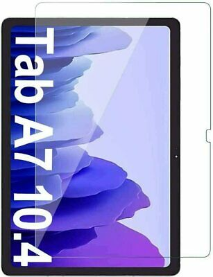 £3.75 • Buy Samsung Galaxy Tab A7 10.4  2020 T500/T505 Tempered Glass Screen Protector Cover