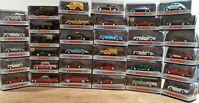 MATCHBOX - THE DINKY COLLECTION 1988 - 90 BOXED 1:43 Scale - Sold Individually  • 10£
