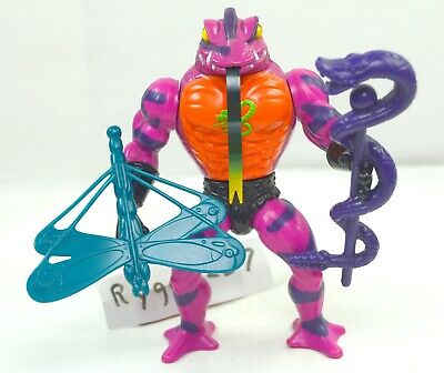 $125 • Buy MOTU, Tung Lashor, Painted Back, Masters Of The Universe, Figure, 100% Complete