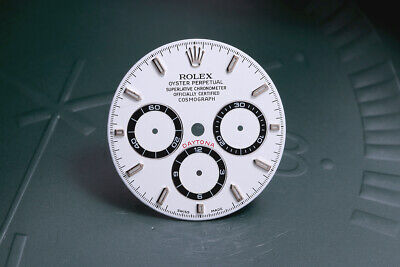 $ CDN3700.06 • Buy Rolex Daytona White Swiss Made Stick Dial For 16520 FCD11191