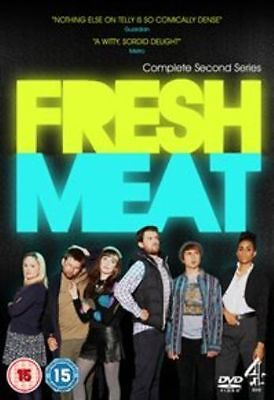 £2.95 • Buy Fresh Meat - Series 2 - Complete (double DVD, 2013)