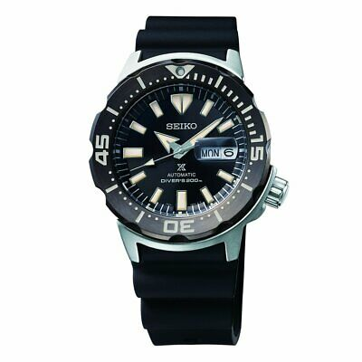 $ CDN363.24 • Buy New Seiko Automatic Prospex Monster Black Dial Divers 200M Men's Watch SRPD27