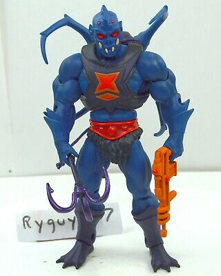 $150 • Buy MOTUC, Webstor, Complete, Figure, Masters Of The Universe Classics He-Man, Hook