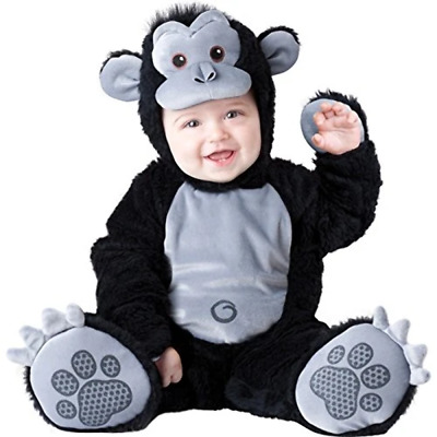 InCharacter Goofy Gorilla Costume For Toddlers • 56.58£