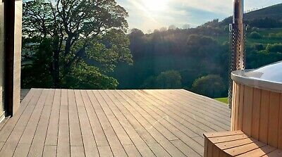 Norwegian Spruce Reclaimed Rustic Distressed Decking Boards 2FT X 8 1/2 X 1 3/8  • 6.50£