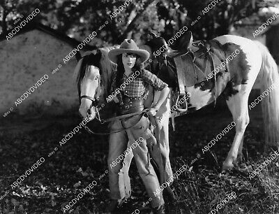 $49.99 • Buy 1939-004 Cowgirl Mabel Normand And Her Horse Silent Film Pinto 1939-04 1939-004