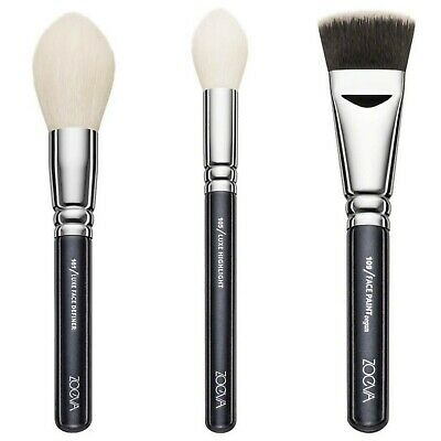 AU20 • Buy ZOEVA Luxe Classic Face Makeup Brush 101 105 109V NEW
