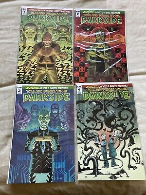 Tales From The Darkside 1 - 4. As New. IDW Comics.  • 12£