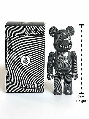 $99.99 • Buy Volcom 100% Bearbrick OG Black White 100% Be@rbrick Medicom Rare Limited 2020