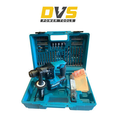 Makita HR166DZ 10.8V CXT Brushless SDS+ Hammer Drill W/ Accessories & Carry Case • 119.95£