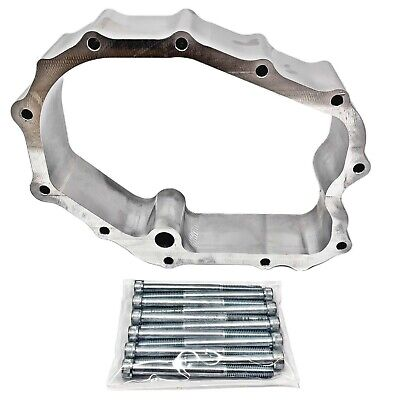 AU444.65 • Buy Yamaha TX750 1973-1974 Twin YM325B Deep Sump Extended Oil Pan Spacer Plate