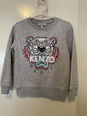 AU79.99 • Buy Kenzo Kids Jumper Size 4 Worn Once! Authentic!
