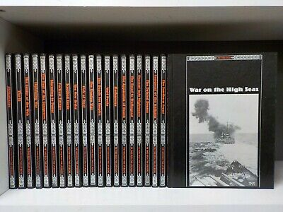 The Third Reich Time Life 1990 Full Set 21 Books ID7779 • 99.99£