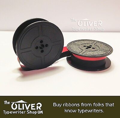 £3.99 • Buy  BROTHER  100  TYPEWRITER RIBBON   (BLACK OR BLACK AND RED)  **High Quality**