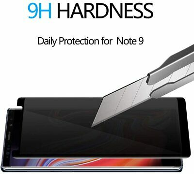 $ CDN6.52 • Buy Full Coverage Privacy Tempered Glass Screen Protector For Samsung Galaxy Note 9