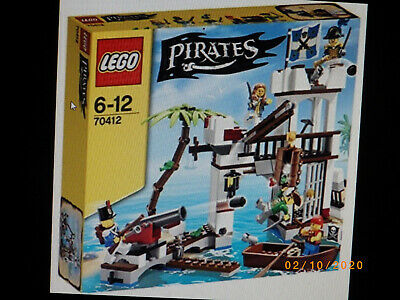 £110 • Buy Lego Soldiers Fort 70412 Governors Lady/daughter Pirates Retired Rare New Sealed