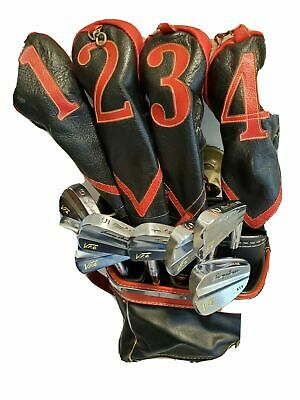 $750 • Buy Vintage Mac Gregor Tommy Armour  Complete Set , Persimmon, Forged Irons From1962
