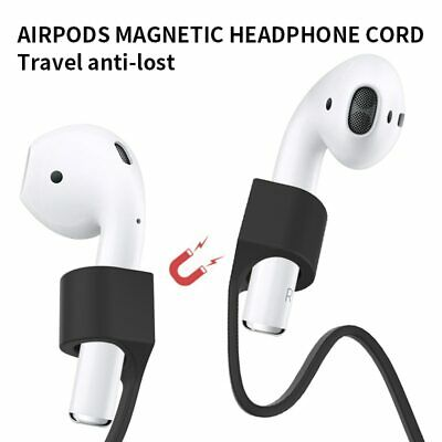 $ CDN8.57 • Buy Magnetic Earphone Strap For Airpods Pro Accessories Soft Silicone Anti-Lost