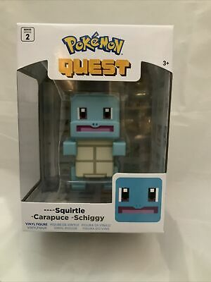 $11.91 • Buy NEW! Pokemon Quest Limited Edition Quest Series 2 Vinyl Figure - Squirtle- HTF!