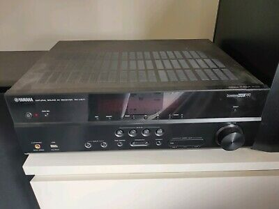 AU450 • Buy Yamaha Surround Sound System (7 Speakers 1 Sub 1 AV Receiver)