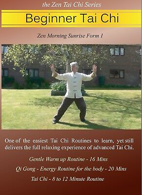 Beginner Tai Chi DVD. New. Very Easy To Follow. Updated 2020 Version.  • 8.20£