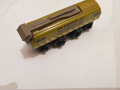 Thomas The Tank Rngine & Friends WOODEN DIESEL 10 TRAIN WOOD COMBINED POSTAGE • 12.99£