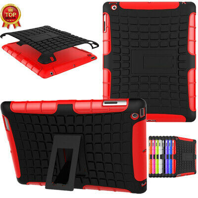 AU12.87 • Buy Heavy Duty Smart IPad Case Cover For IPad 8th 7th 6th Air2 Gen Cover Shockproof