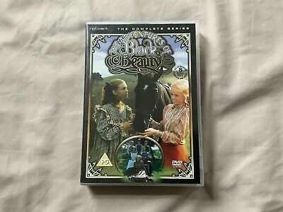 The Adventures Of Black Beauty The Complete Series 8 DVDs Boxset • 58£