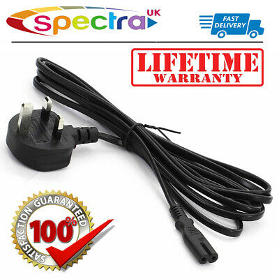 Samsung UE22H5000 22  Smart LED HD 1080 TV Television Power Cable Lead Cord Plug • 10.99£