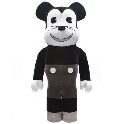 $799.99 • Buy Mickey Mouse 1000% Bearbrick Vintage Medicom Be@rbrick Black & White Rare