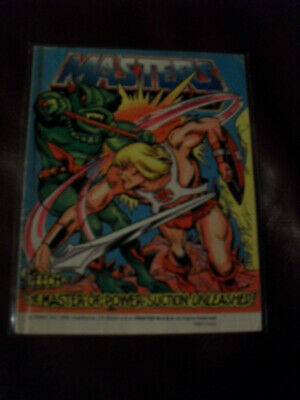 $8 • Buy Masters Of The Universe MOTU Comic  Leech The Master Power Suction Unleashed  #3