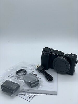$ CDN618.43 • Buy Brand New Sony Alpha A6000  24.3 MP Digital Camera (Body Only No Lens And Strap)