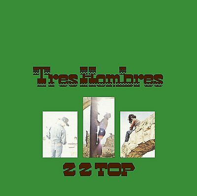 AU14.88 • Buy ZZ Top Tres Hombres 3 Extra Tracks Remastered CD NEW
