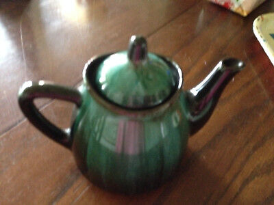 $ CDN12.99 • Buy Blue Mountain  Pottery Teapot 2 Cup