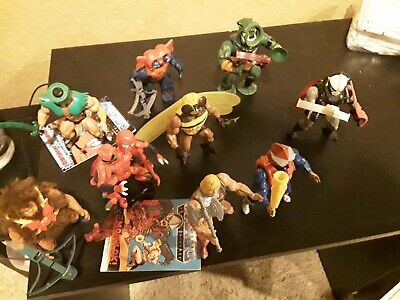 $42 • Buy *YOU PICK* Vintage Masters Of The Universe He-Man Figures [Price Drop 2/9]