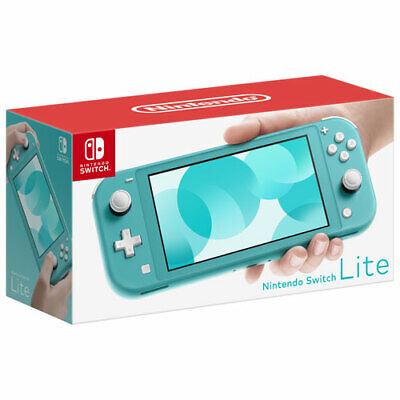 $ CDN245.99 • Buy Nintendo Switch Lite - Turquoise Brand New In Box Free Shipping