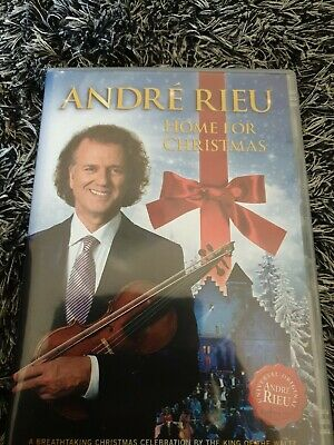 Andr� Rieu: Home For Christmas [DVD] - DVD  L6VG The Cheap Fast Free Post • 3.29£