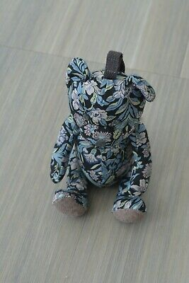 Mamas And Papas Liberty Of London Limited Edition Pram Hanging Teddy Bear  • 16.99£