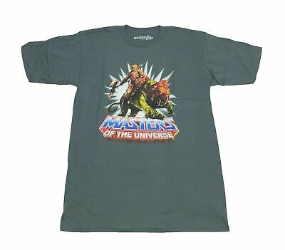 $11.99 • Buy He-Man And The Masters Of The Universe Battle Cat Men's T Shirt