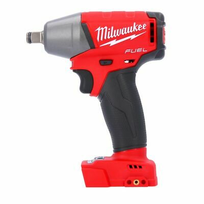 £128.90 • Buy Milwaukee M18FIWF12-0 M18 FUEL 1/2  Impact Wrench With Friction Ring Body Only