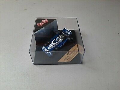 QUARTZO Tyrrell 4041 Model Racing Car 1/43rd Scale • 15£